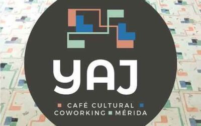Coworking office spaces in Merida. Mexico.