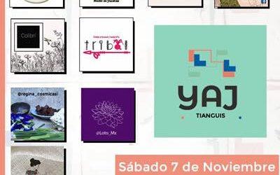 YAJ Tianguis. Mérida Yucatán